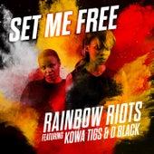 Set Me Free (feat. Kowa Tigs) by D-Black