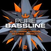 Pure Bassline 2 (Mixed by DJ Q & Jamie Duggan, Skepsis & Darkzy) by Various Artists