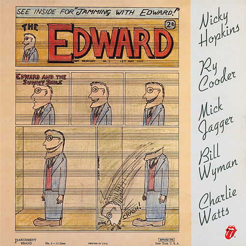 Jamming With Edward by Ry Cooder