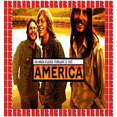 At WBCN Studios, 1972 (Hd Remastered Edition) di America