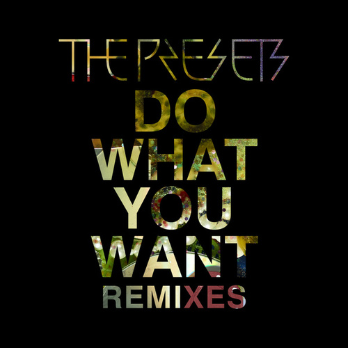 Do What You Want (Remixes) by The Presets