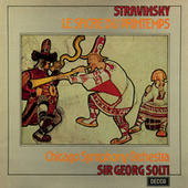 Stravinsky: The Rite of Spring de Sir Georg Solti