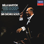 Bartók: Concerto For Orchestra; Dance Suite de Sir Georg Solti