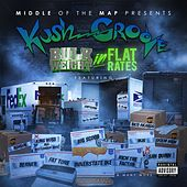 Kush Groove: Bulk Weight in Flat Rates de Various Artists