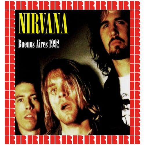 Estadio Velez Sarsfield, Buenos Aires, Argentina, October 30th, 1992 (Hd Remastered Version) de Nirvana