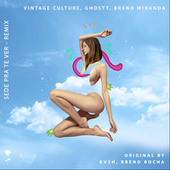 Sede Pra Te Ver (Vintage Culture & Ghostt Remix) de Ghostt