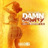 Damn Shawty (feat. Brown Boy & JQ) by Dr G