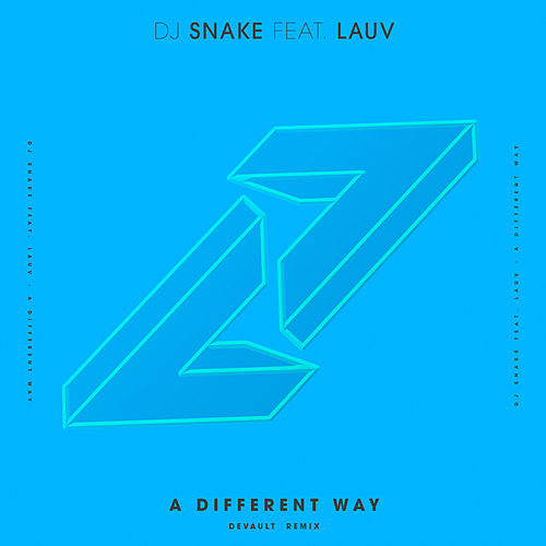 A Different Way (DEVAULT Remix) von Lauv