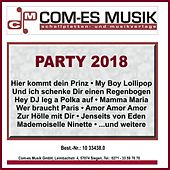 Party 2018 de Various Artists