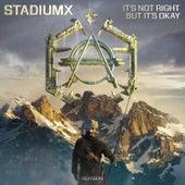 It's Not Right But It's Okay de Stadiumx