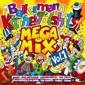 Ballermann Karneval Hits Megamix, Vol.1 von Various Artists
