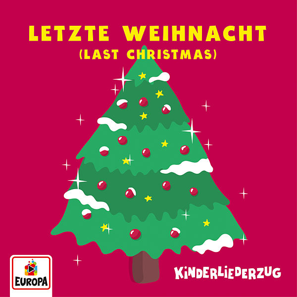 letzte weihnacht last christmas single von lena felix. Black Bedroom Furniture Sets. Home Design Ideas