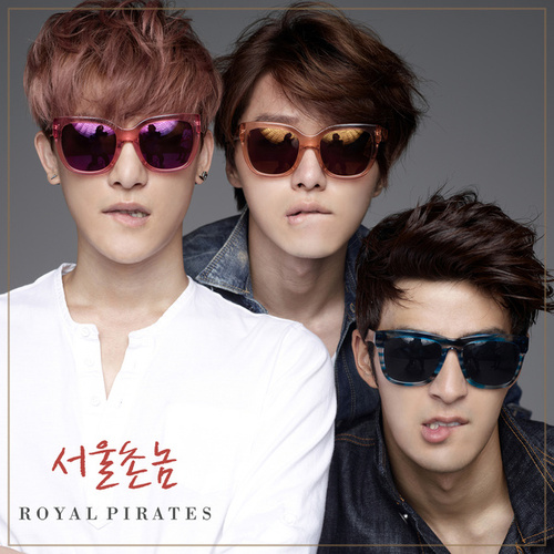 Seoul Hillbilly by Royal Pirates