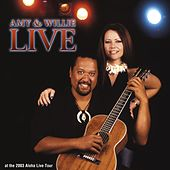 Amy & Willie Live: Aloha 2003 de Amy Hanaiali'i Gilliom