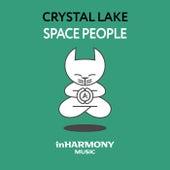 Space People by Crystal Lake