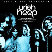 King Biscuit Flower Hour Presents (Live) de Uriah Heep