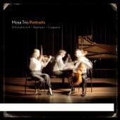Portraits by Mosa Trio