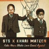 Fake News (Make Love Great Again) de Khari Mateen