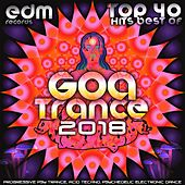 Goa Trance 2018 - Top 40 Hits Best of Progressive PsyTrance Acid Techno Psychedelic Electronic Dance van Various
