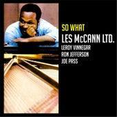 So What de Les McCann