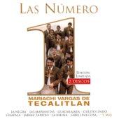 Las Numero 1 Del Mariachi Vargas De Tecalitlan de Mariachi Vargas de Tecalitlan