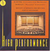 Concerto For Orchestra /