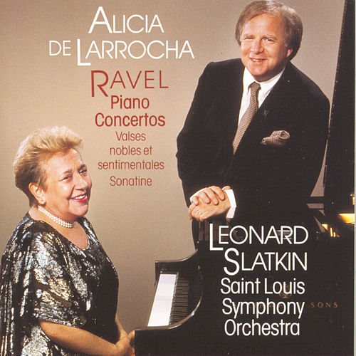 Piano Concertos by Maurice Ravel