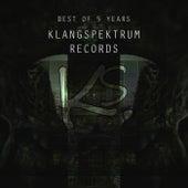 Best of 5 Years Klangspektrum Records - EP by Various Artists