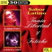 Sabor Latino, Vol. 2 de Tania Libertad