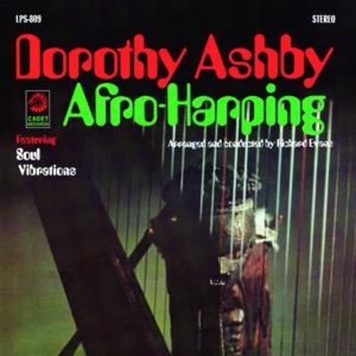 Afro-Harping by Dorothy Ashby