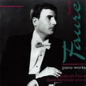 Fauré: Piano Works by David Korevaar