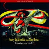 The Music of Brazil / Aracy de Almeida sings Noel Rosa / Recordings 1950-1958 von Aracy de Almeida