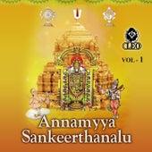 Annamyya Sankeerthanalu, Vol. 1 by Various Artists