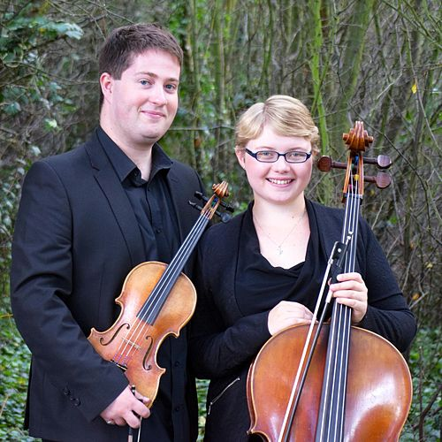 "The Chapel Hill Duo: ""Perfect (Violin & Cello Wedding Instrumental Version)"""
