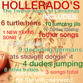 The Twelve Tapes Of Christmas by Hollerado