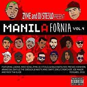 Manilafornia, Vol. 4 by DJ Ste3lo
