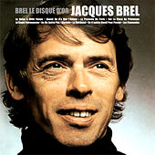 Brel Le Disque D'Or von Jacques Brel