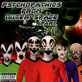 Psychopathics from Outer Space 3 von Various Artists