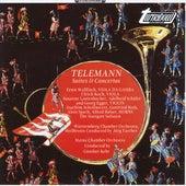 Telemann: Orchestral Suites & Concertos von Various Artists