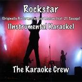 rockstar (Originally Performed by Post Malone) (Instrumental Karaoke) von Hit Karaoke Music