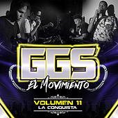 Gury Gury Show el Movimiento (Vol. 11 la Conquista) by Various Artists