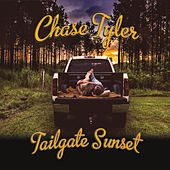 Tailgate Sunset by Chase Tyler
