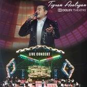 Live in Concert von Tigran Asatryan