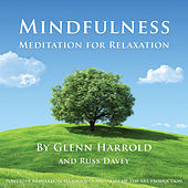 Mindfulness Meditation for Relaxation (unabridged) by Russ Davey Glenn Harrold