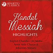 Handel: Messiah (Highlights) by Various Artists