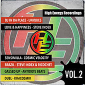 High Energy Recordings  Vol 2 by Various Artists