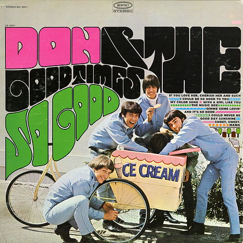 So Good by Don & The Goodtimes