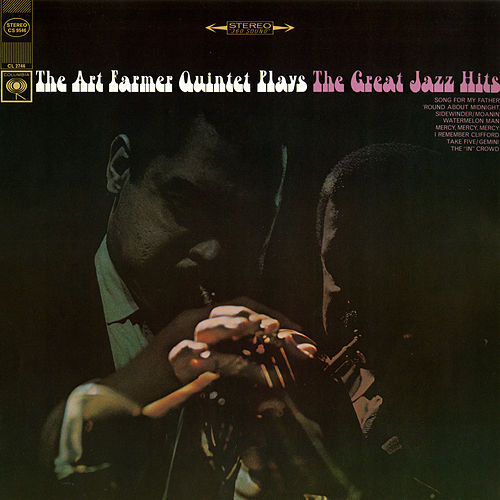 The Art Farmer Quintet Plays the Great Jazz Hits by Art Farmer