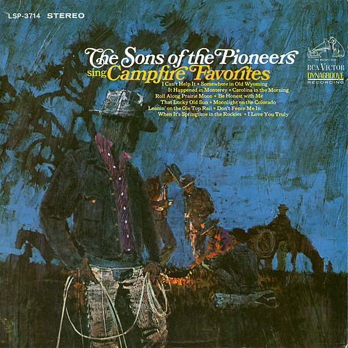 Sing Campfire Favorites by The Sons of the Pioneers