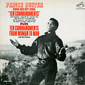 Sings His Hit Song Ten Commandments de Prince Buster